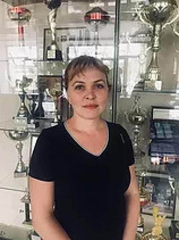 Чекарева Ирина Валерьевна