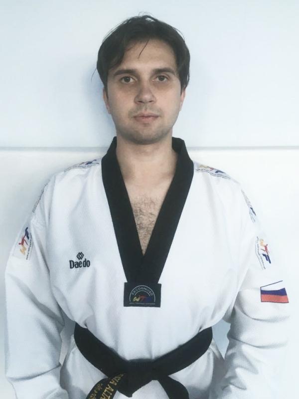 Паклин Руслан Сергеевич